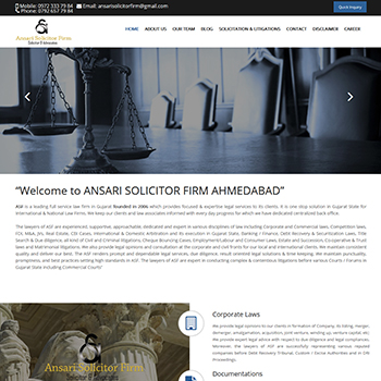 ANSARI SOLICITOR FIRM