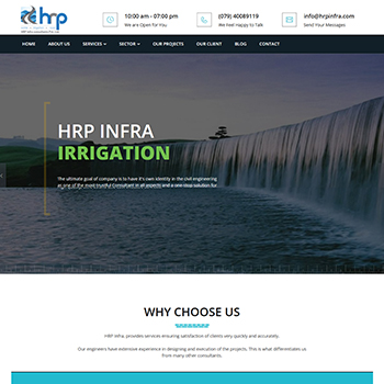 HRP INFRA CONSULTANTS