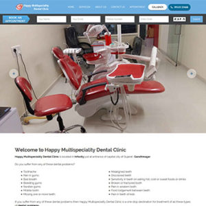 Happy Multispeciality Dental Clinic