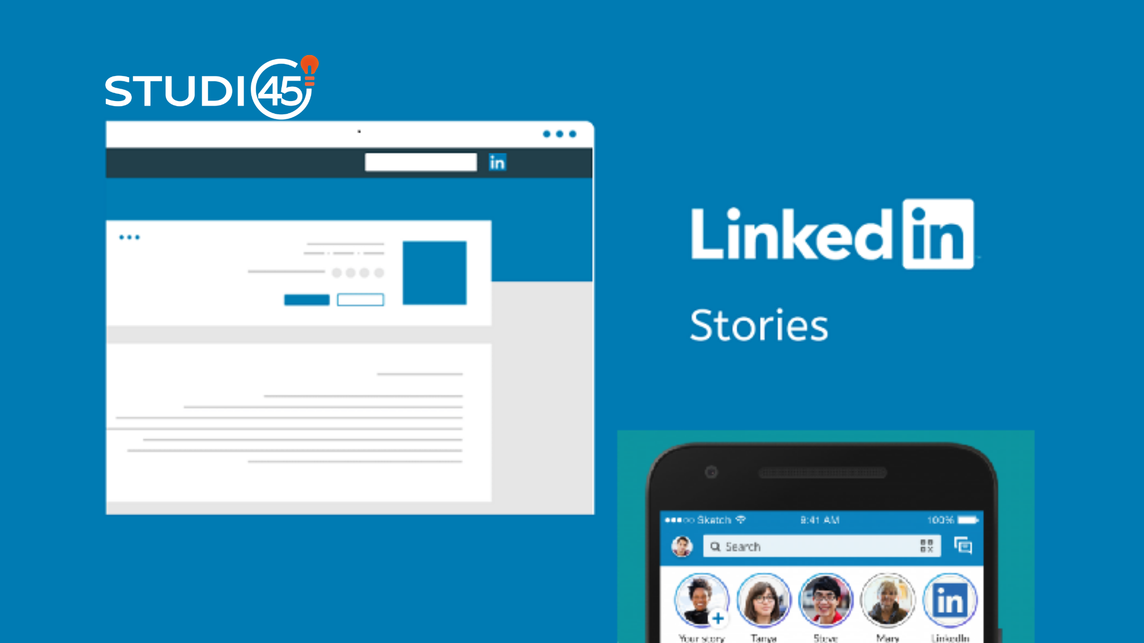 LinkedIn Stories: How to Use them for Your Brand?